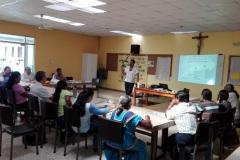 Taller Consulta en Pueblos Indígenas